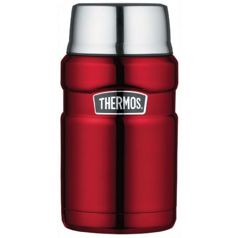Thermos Red King Food Flask 0.71L